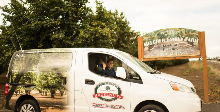 Ken & June's Hazelnuts at Melcher Family Farm